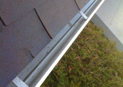 Nettoyage à haute pression de gouttière à Laval - Lavage Pression Net à Morin Heights