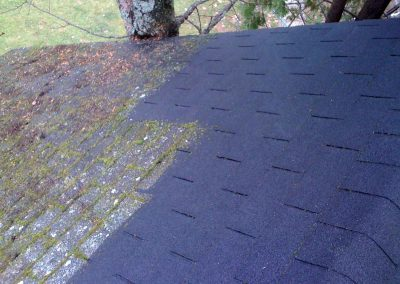 Nettoyage à pression de toiture à Dollard-des-Ormeaux - Lavage Pression Net à Morin Heights